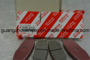 Japanese Brake Pads Rear 04466-60120 for Toyota pictures & photos