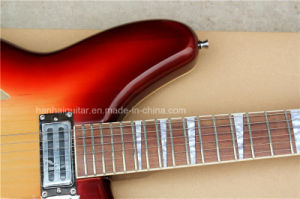 Hanhai Music / Red Ricken Style Electric Guitar pictures & photos