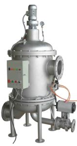 Automatic Back Flushing Filter pictures & photos