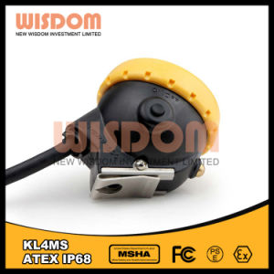 LED Miners Cap Lamps, Headlamp, Mining Lamp Kl4ms pictures & photos