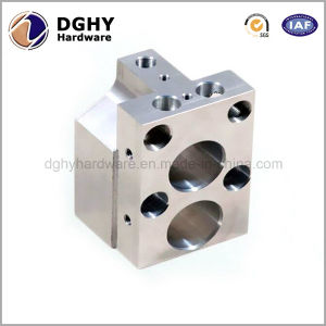 Customized Precision CNC Machining Milling Aluminum Plastic Manufacturing pictures & photos