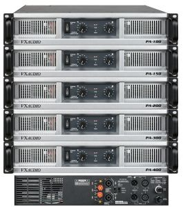 2 Channel High Quality Power Amplifier (PA-100) pictures & photos