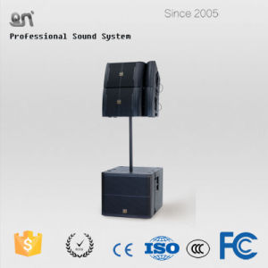 Professional 18 Inch Horn Line Array Speaker Subwoofer (VRX918) pictures & photos