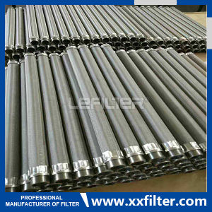 Oil and Gad Oil Filtration Sintered Mesh Filter pictures & photos