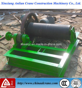 5t Heavy Duty High Speed Wire Rope Winch pictures & photos