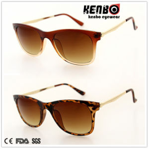 Popular Fashion Sunglasses with Nice Temple for Lady, UV400 Kp50846 pictures & photos