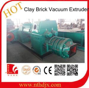 High Capacity Solid and Hollow Clay Brick Making Machine for Nepal pictures & photos
