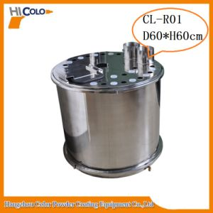 Round Powder Hoppers for Powder Sieve Machine Cl-R01 Equipamiento De La Pintura pictures & photos