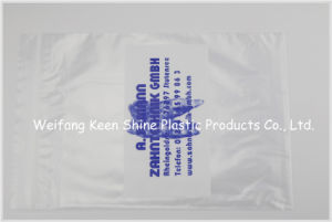 4 Layer Cangaroo Reclosable Zipper Bag for Dental Hospital pictures & photos