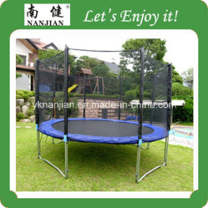 Professional Gymnastic Trampoline Bed/ 14ft Trampoline pictures & photos