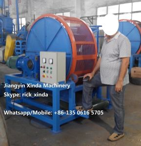 Car Tire/Plastic/Rubber Shredder From Quality Manufacturer pictures & photos