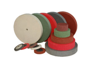 Non Woven Scouring Wheel (FP71) pictures & photos