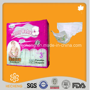 New Design T-Shaped Disposable Baby Diapers / Nappy pictures & photos