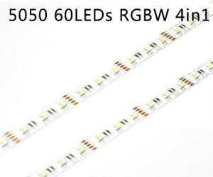 Shenzhen Wisva New LED Strip SMD 5050 RGBW LED Strip pictures & photos