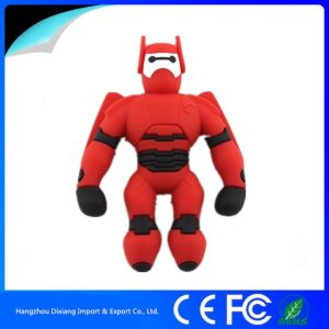 Big Hero Baymax Robot USB Pen Drive 2GB