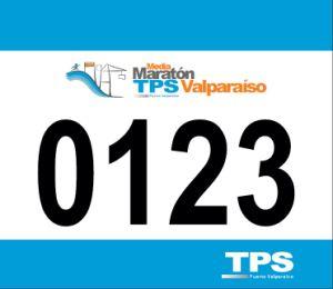 Waterproof Tyvek Paper Marathon Running Printed Custom Bike Bib Numbers pictures & photos