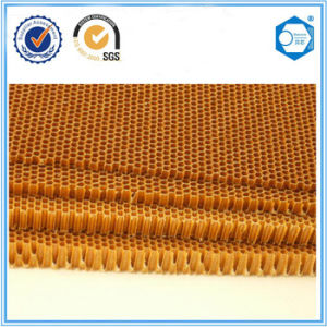 Nomex Honeycomb Core for High Speed Train Interior Decoration pictures & photos