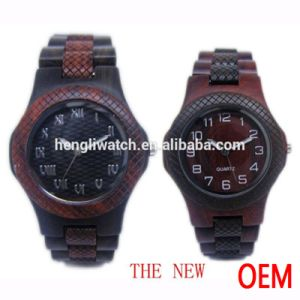 Fashion Ebony Watch, Wooden Watches (JA-15013) pictures & photos