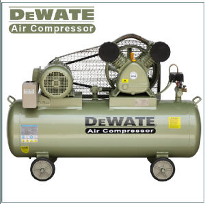 4kw, 5.5HP Quality Guaranteed Belt Driven Piston Air Compressor pictures & photos