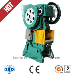 Harsle Brand Popular Sold 10ton 16t 25ton Power Press Punching Machine pictures & photos