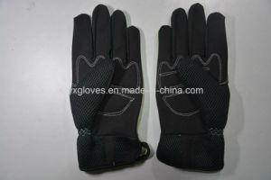Mehcanic Glove-Work Gloves-Safety Gloves-Industrial Gloves-Leather Gloves-Labor Gloves pictures & photos