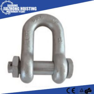 Bolt Type Chain Shackles 2 T 12 T