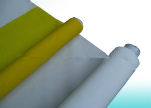 Polyester Silk Screen Printing Mesh / Polyester Mesh Fabric Plain Weave Type pictures & photos
