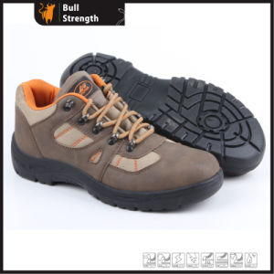 PVC Outsole Working Shoe with PU Upper (SN5254) pictures & photos