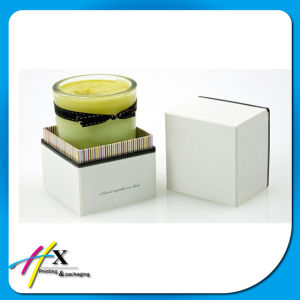 Custom Made Logo Printed Paper Candle Packing Box pictures & photos