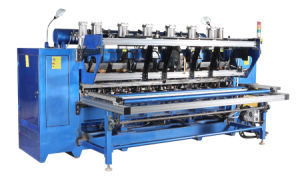 Automatic Steel Wire Mesh Welding Machine Low Price pictures & photos