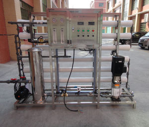 Kyro-3000 Reverse Osmosis Plant/Water Purifier/Pure Drinking Water Treatment Machine pictures & photos