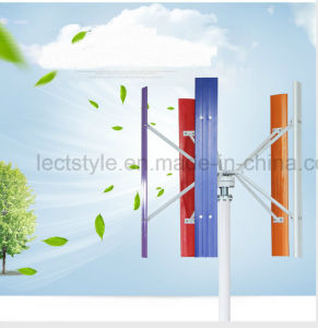 200W AC 12V/24 Vertical Small Wind Generator pictures & photos