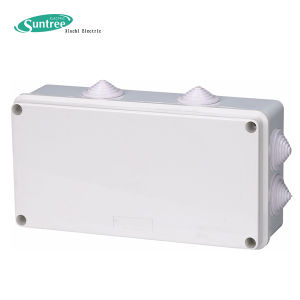 ABS Plastic Waterproof Junction Box Electric Junction Box IP65 pictures & photos