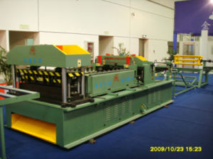 Cold Roll Forming Machine for Purification