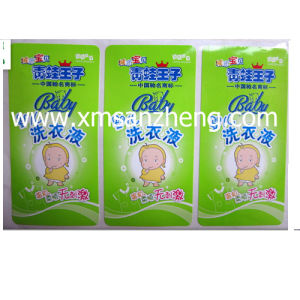 Fashion Design Stickers for Baby Fabric Cleaner (SZXY 611) pictures & photos
