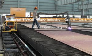 Plasma Gantry Cutting Machinery pictures & photos