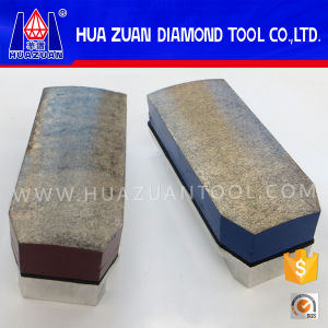 Diamond Fickert Grinding Block for Granite Marble pictures & photos