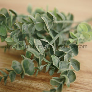 Decorative Artificial Leaves Bush Artificial Flowers (SF15434) pictures & photos