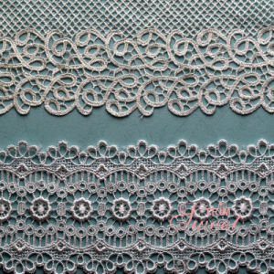 Nylon Fashionable Lace Trimming for Dress pictures & photos