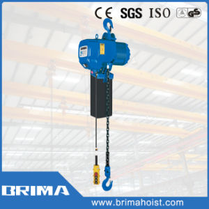 Brima 2t Fixed Electric Chain Hoist pictures & photos