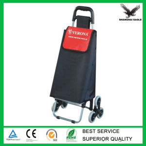 Six Wheel Climb Stair Shopping Trolley Bags pictures & photos