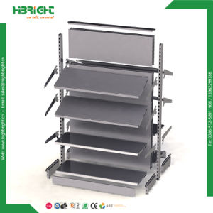 Asian Style Supermarket Retail Display Shelving Rack pictures & photos