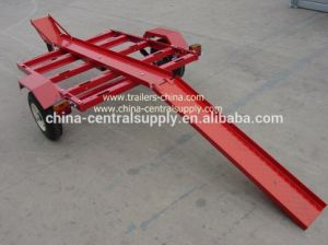 Factory Made Motorcycle Trailer for Sale (CT0032) pictures & photos