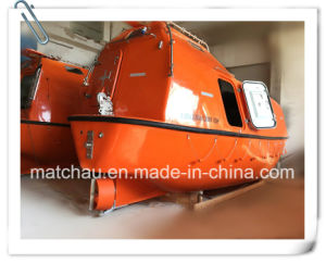 Solas Standard Marine Lifesaving Equipment Totally Enclosed Lifeboat pictures & photos