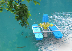 Zpxc-3.0 Floating Aerator for Aquaculture pictures & photos