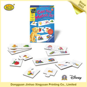 China Custom Funny Paper Board Game for Children pictures & photos