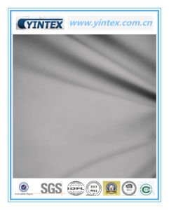 2016 Wholesale Comfortable Poly Cotton Silver Fabric pictures & photos
