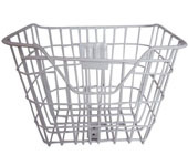 Durable Material Steel Wire Bike Basket with Low Price pictures & photos