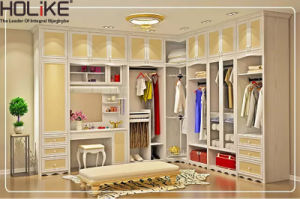 Guangzhou Hoke Cloakroom Furniture Sets for Department Project