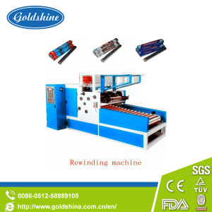 Household Foil Rewinding Machine pictures & photos